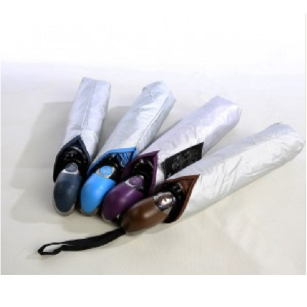 LFUM039 – Auto open/close umbrella with colored handle ext UV