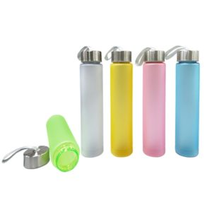 DWBO129 – 300ml Frosty BPA Free Water Bottle