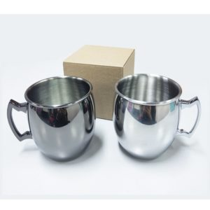 DWMU096 – 450ml Stainless Steel Mug