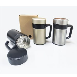 DWMU097 – 350ml Double Wall Mug with Filter