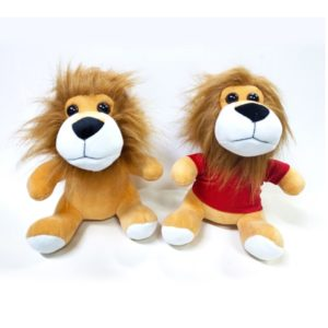 LFSI025 – 20cm Lion Soft Toy