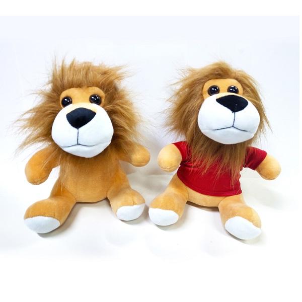 LFSI025 – 20cm Lion Soft Toy