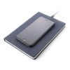 STNB067 – A5 Notebook with Wireless Charger