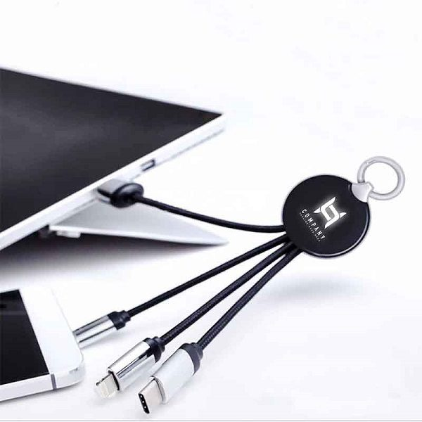 ITCB027 – 3-in-1 USB Cable