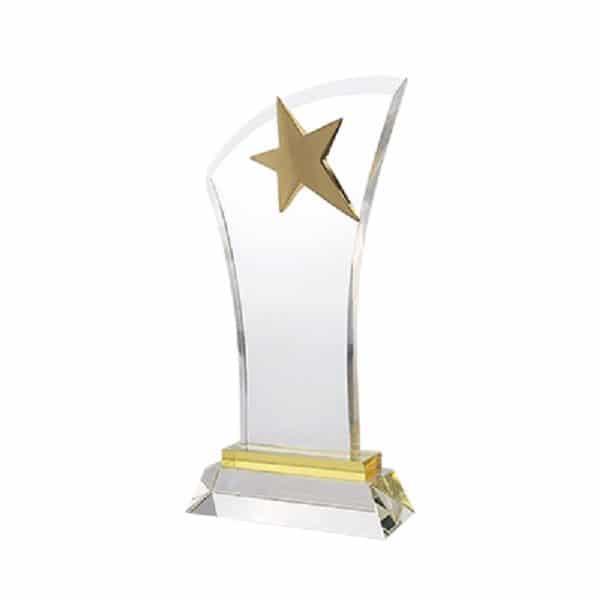 AWCL002 – Crystal Award
