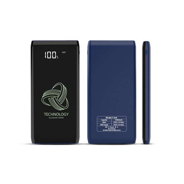 ITPB072 – 10000mAh Power Bank with LED Logo