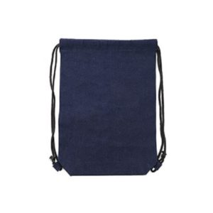 BGDS022 – Denim Drawstring Bag