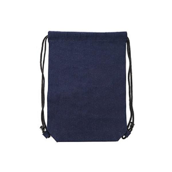 BGDS022 – Denim Drawstring Bag