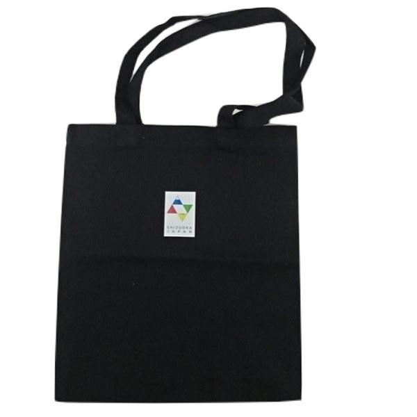 SHIZUOKA black cotton bag
