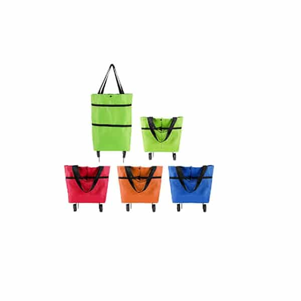 BGST055 - 600D Expandable Trolley Shopping Bag
