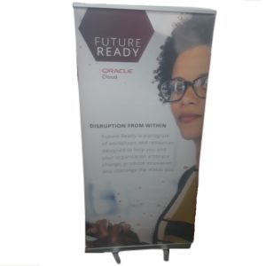 Oracle pullup banner