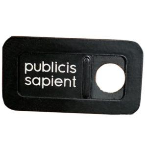 Publicis webcam cover laser