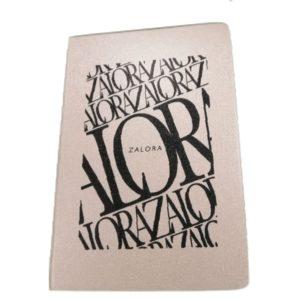 zalora notebook cream
