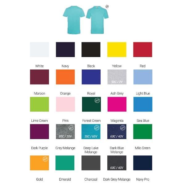 ATTS002 – 160gsm T-shirt