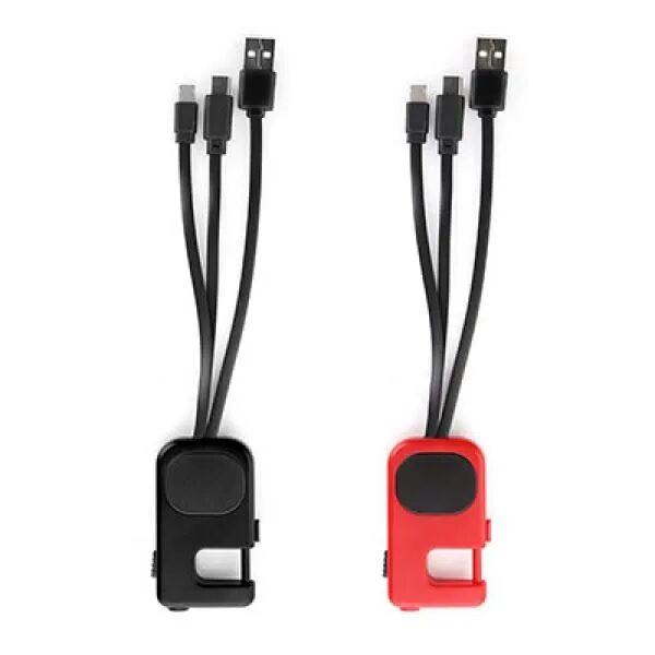 ITCB031 – Light up 3-in-1 USB Cable