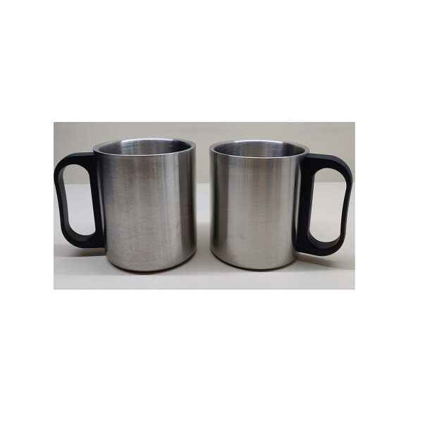 DWOT006 – Stainless Steel Cup Set of 2