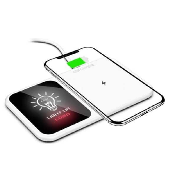 ITOT043 – Wireless Charger with LED logo